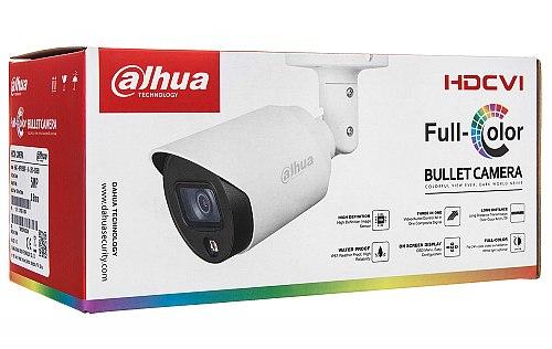 Opakowanie kamery Dahua HAC-HFW1509T-A-LED