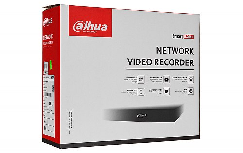 Opakowanie rejestratora NVR Dahua NVR4208-4KS2L