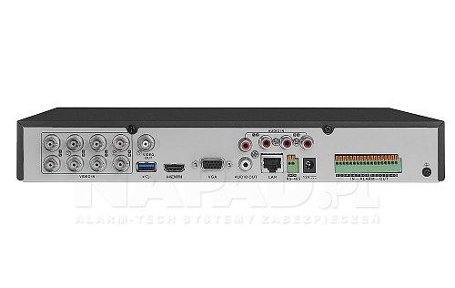 Rejestrator AcuSense iDS-7208HUHI-M1/S/A