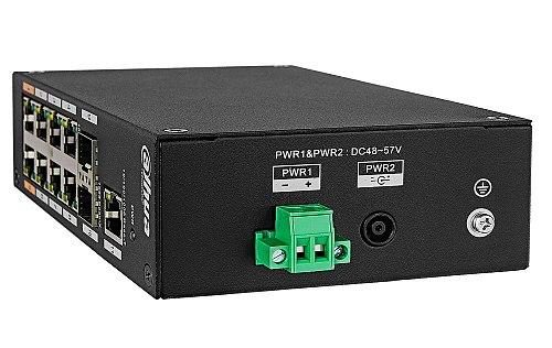 Przełącznik sieciowy Dahua DH-PFS3211-8GT-120