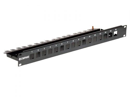Obudowa Rack do modułów zabezpieczających PTU/PTF-5-RACK