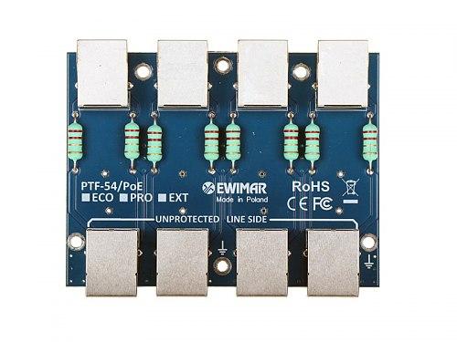 Zabezpieczenie LAN EWIMAR PTF-54-PRO/PoE