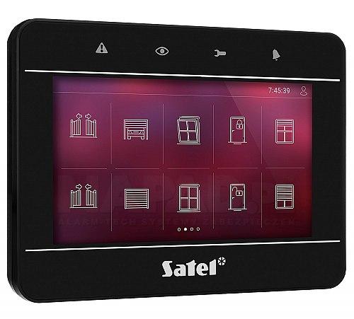 INT-TSG2 - Manipulator graficzny Satel