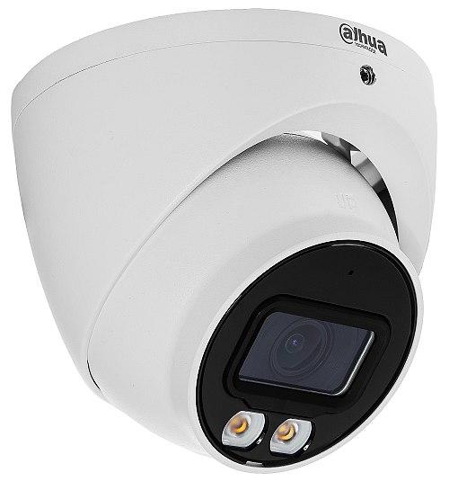 Kamera Analog HD Full-Color Lite 2MP HAC-HDW1239T-A-LED-0280B-S2