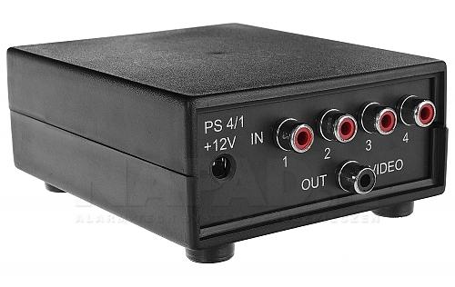 Przełącznik kamer PK4MINI