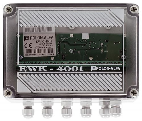 Wielowejściowy element sterujący EWK-4001