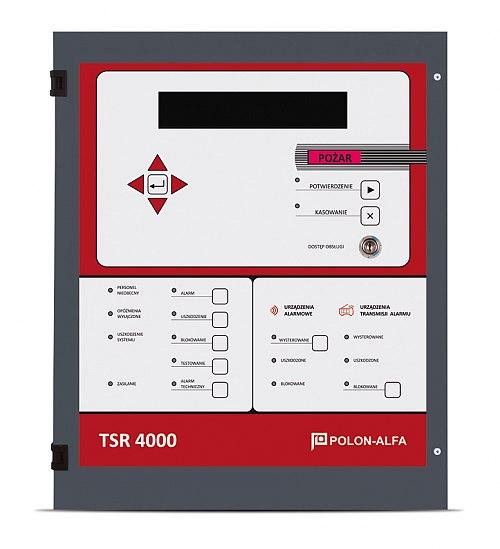 Terminal sygnalizacji równoległej TSR-4000