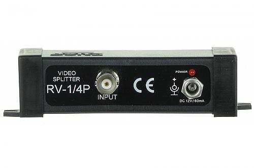 Rozgałęźnik wideo RV-1/4P