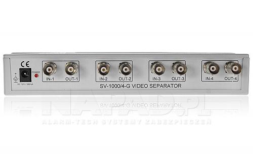 Separator video SV-1000/4-G