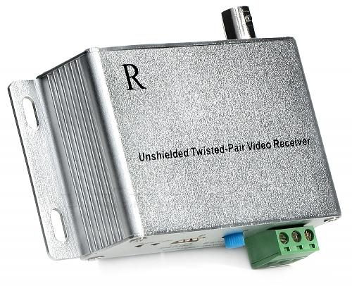 1-kanałowy aktywny  odbiornik sygnału wizyjnego AT301R