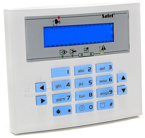 Manipulator LCD INT-KLCDS-BL