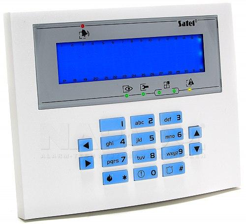 Manipulator LCD INT-KLCDL-BL