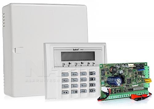 Centrala alarmowa VERSA 5-KLCD (zestaw) SATEL