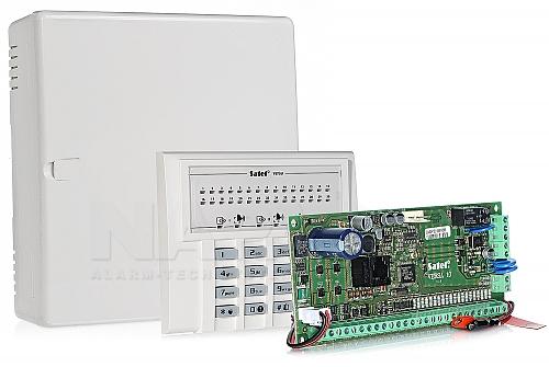 Centrala alarmowa VERSA 10-KLED (zestaw) SATEL