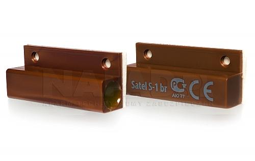 Czujnik kontaktronowy S1 SATEL
