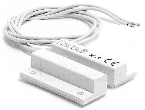 Czujnik kontaktronowy K1 SATEL