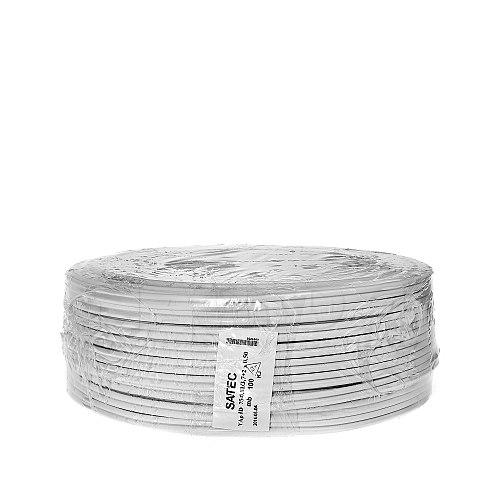 Kabel koaksjalny jap 2 x 0.5 100m