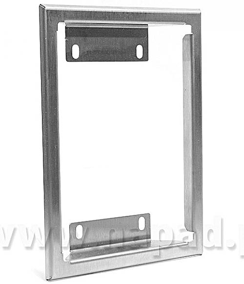 Ramka podtynkowa do paneli 2 rzędowych 525/RP2