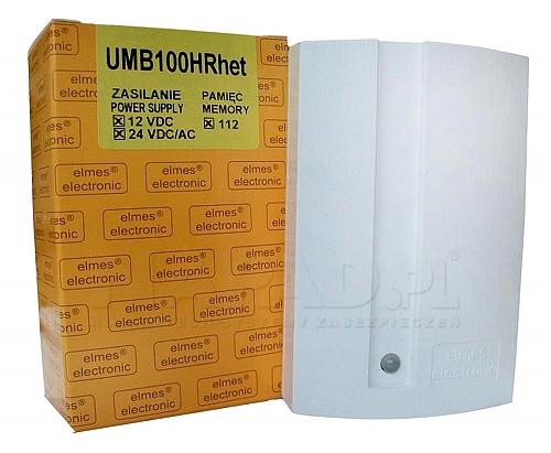 UMB100HRhet - Odbiornik 1 kanałowy