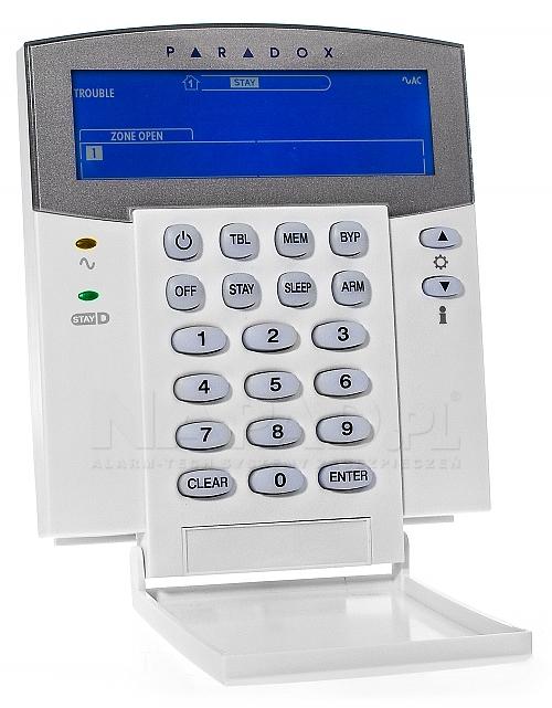 Klawiatura LCD K35