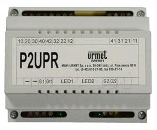 Przekaźnik do domofonu P2UPR