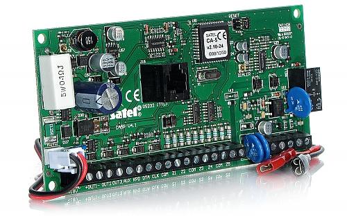 Zestaw alarmowy CA-5 P z manipulatorem CA-5 KLCD-S