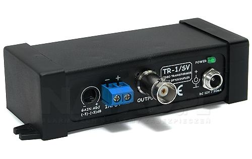Transformator video TR-1SV z separatorem optycznym