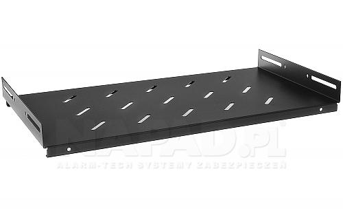 Półka do szafy Rack 19'' 450mm PZ450