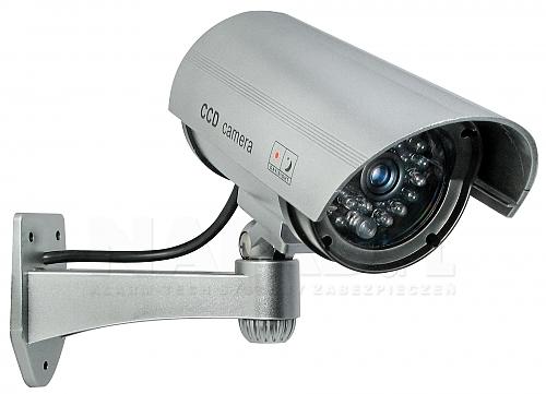 Atrapa kamery z podczerwienią IR1100 IR LED