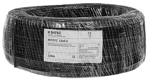 Kabel alarmowy XSTDY 12 x 0.5mm