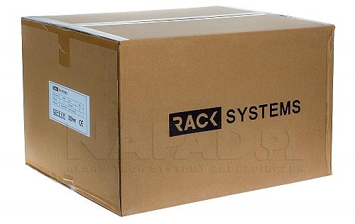 Szafa Rack 19'' 6U 450mm wisząca W6406