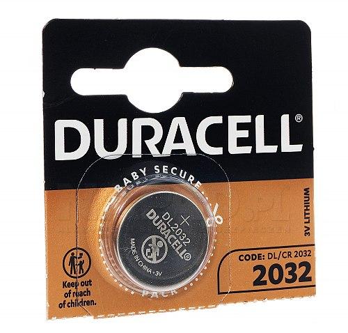 CR2032 Bateria DURACELL
