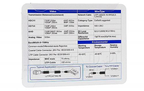 Zestaw transformatorów UTP101PS