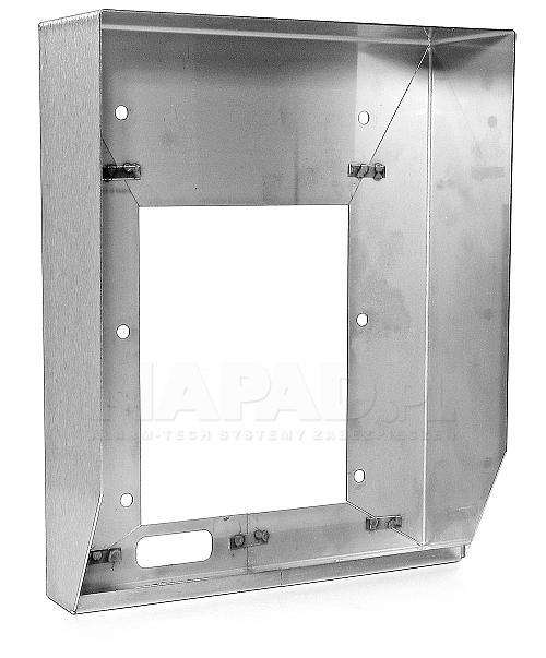 DAX-1-2V - Osłona natynkowa do paneli
