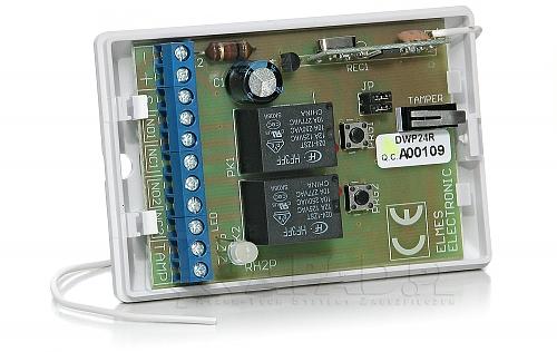 DWP12R (12V) - Odbiornik 2 kanałowy