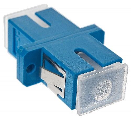 Adapter światłowodowy SM SC UPC simplex