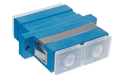 Adapter optyczny SM 9/125 SC UPC duplex