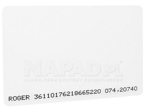 MFC-1 karta zbliżeniowa Mifare z pamięcią 64 bajty
