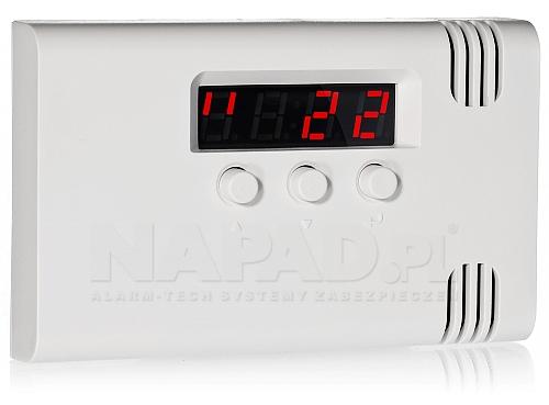 Programowalny czujnik temperatury TD-1