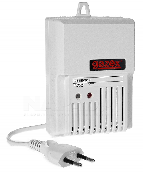 Czujnik gazu propan-butan DK15A GAZEX 12V DC
