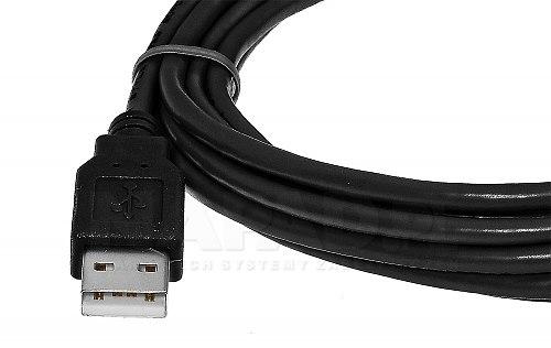 Przewód USB wtyk-gniazdo 300 cm