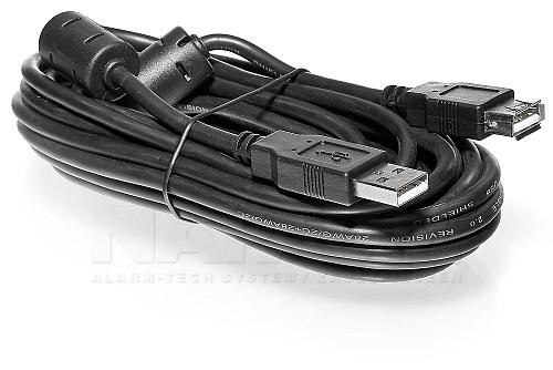 Przedłużacz USB AM-AF USB2.0 1.8m