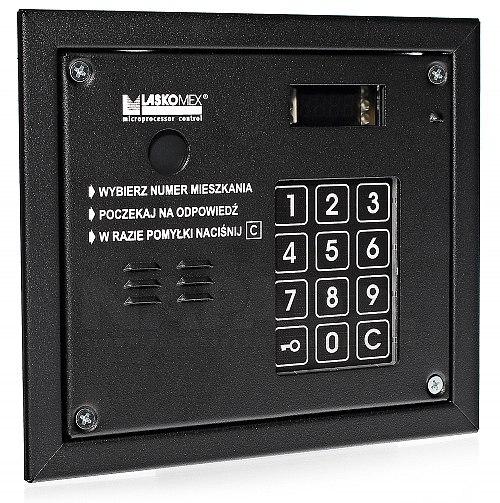 Cyfrowy system domofonowy - CD3103R