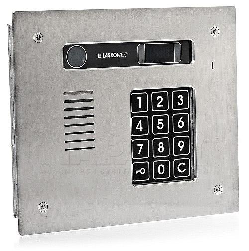 CP3113R INOX - Cyfrowy panel domofonowy