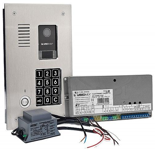 CD3123TP - Cyfrowy system domofonowy