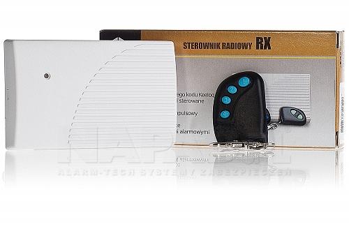 Sterownik radiowy 4-kanałowy RX-4K