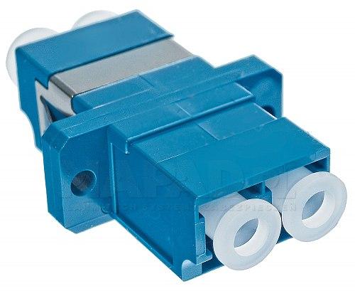 Adapter SM 9/125 LC/UPC duplex