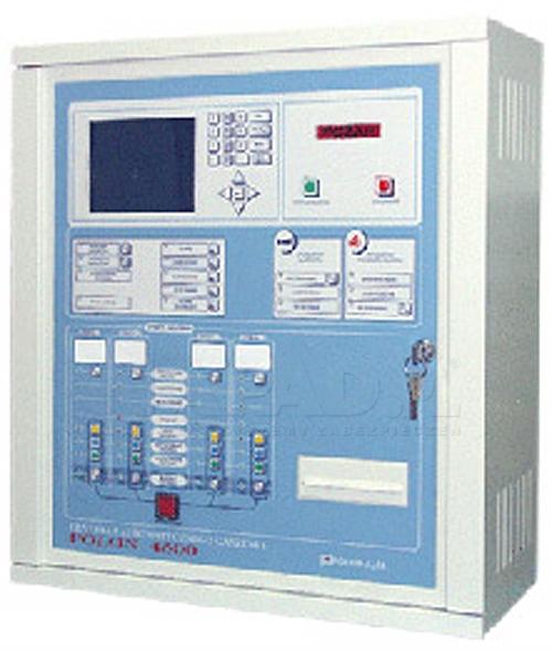 Centrala sterująca gaszeniem POLON 4500-4