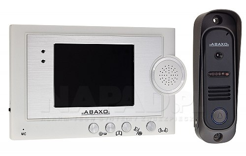 Wideodomofon Abaxo MC-420C