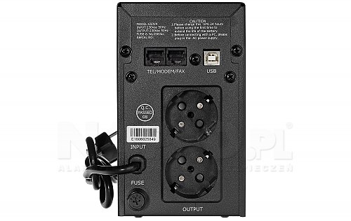Uninterruptible Power Supply UPS650 LED